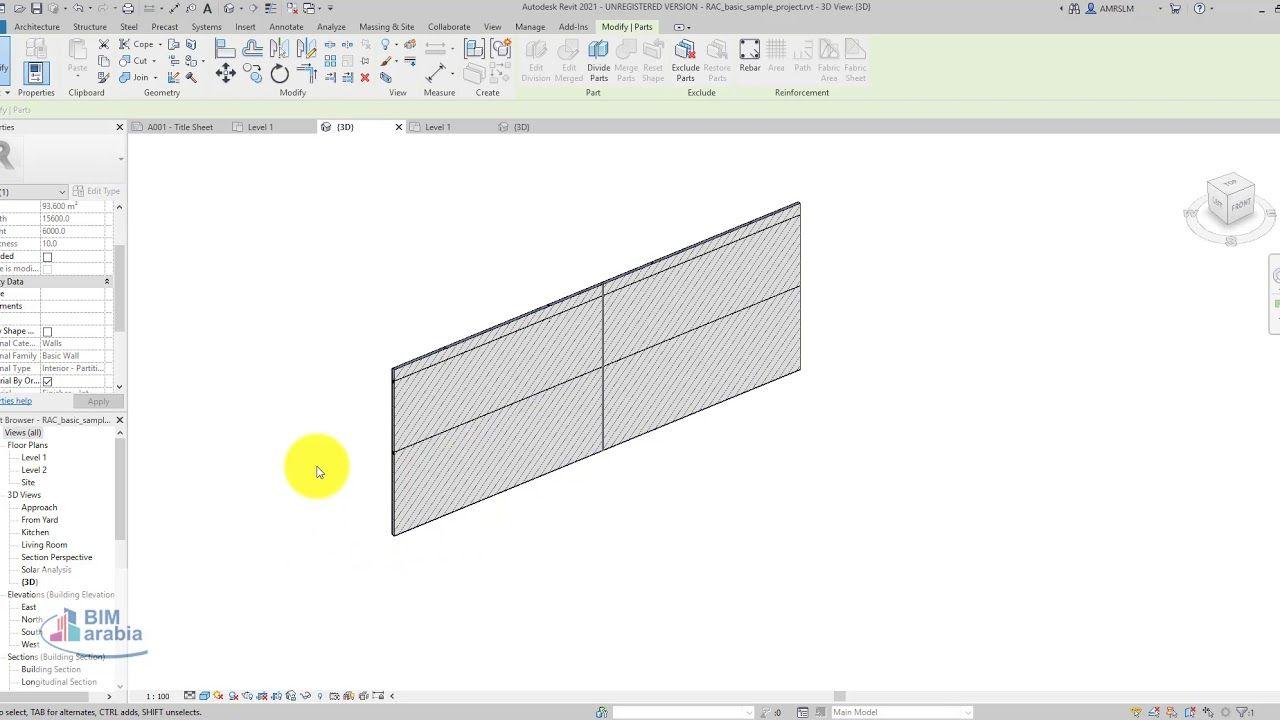 Revit Precast Https Youtu Be Stcquf3gare In 2020 Concrete Wall Precast Concrete Wall Panels