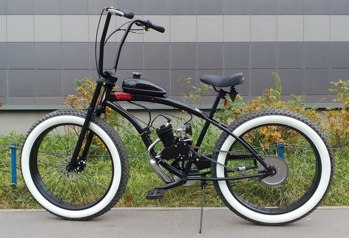 Build a bike save $$$ on your commute. Lost your license? Build a bike. Easy and affordable.