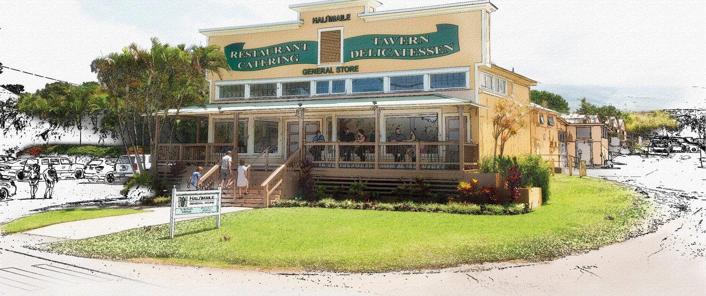 Hali'imaile General Store – A Bev Gannon Restaurant | Maui hawaii ...