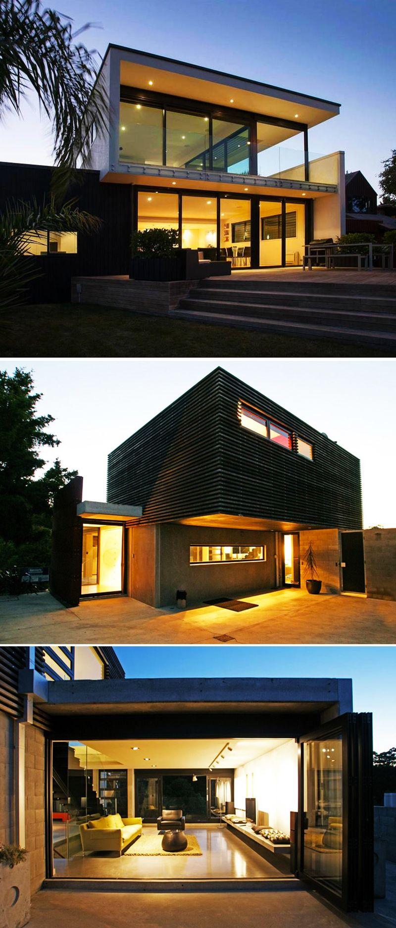 Modern House Architecture Bungalow Design
