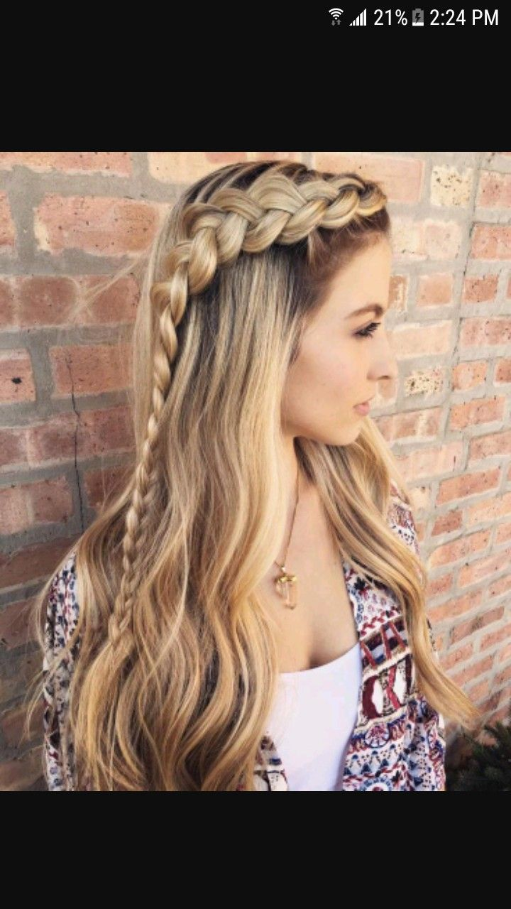Pin by aaliyah thompson on hairstyles pinterest