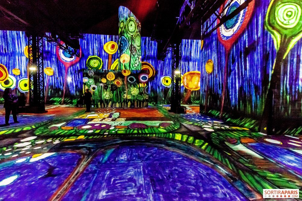 L Atelier Des Lumieres Le Premier Centre D Art Numerique Ouvre A Paris Sortiraparis Com Les Arts Art Numerique Musee D Art