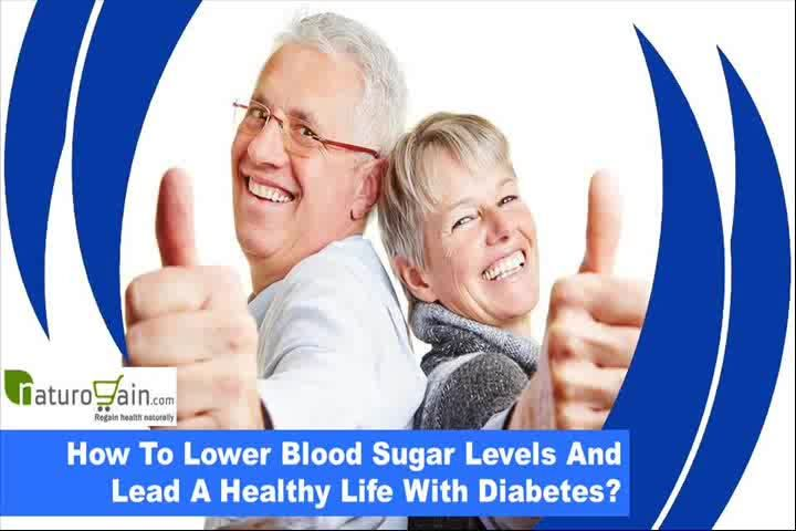 This video describes about how to lower blood sugar levels and lead a healthy life with diabetes. You can find more detail about Diabgon capsules at http://www.naturogain.com