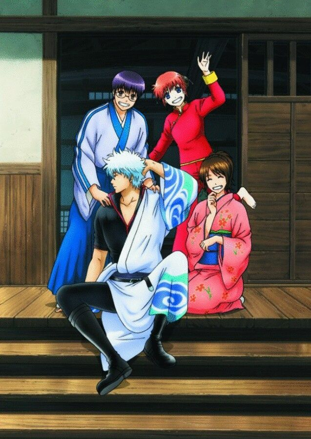 Gintama Best comedy anime, Anime funny, Comedy anime