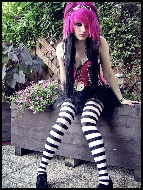 emo girl style fashion | Scene ♥ Emo ♥ Alternative ♥ in ...