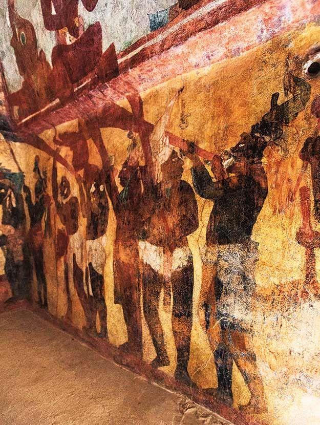 Mural de Bonampak