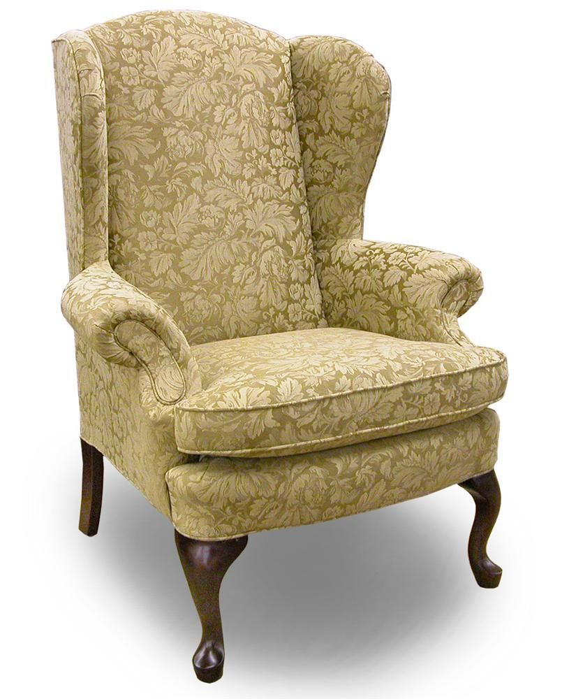 Wing Chairs Sylvia Wing Back Chair By Best Home Furnishings