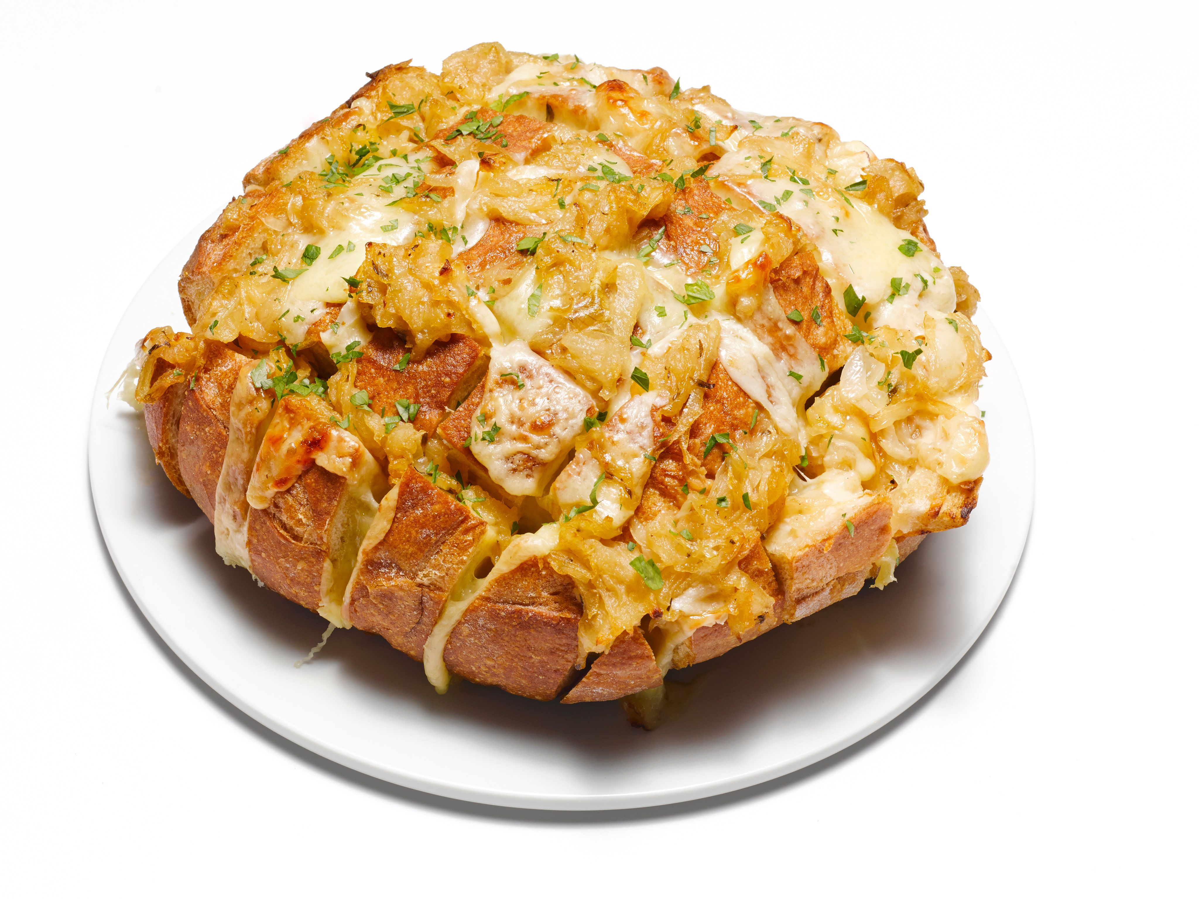 Name This Dish Pull Apart Bread Recipe : Food Network Kitchen ...