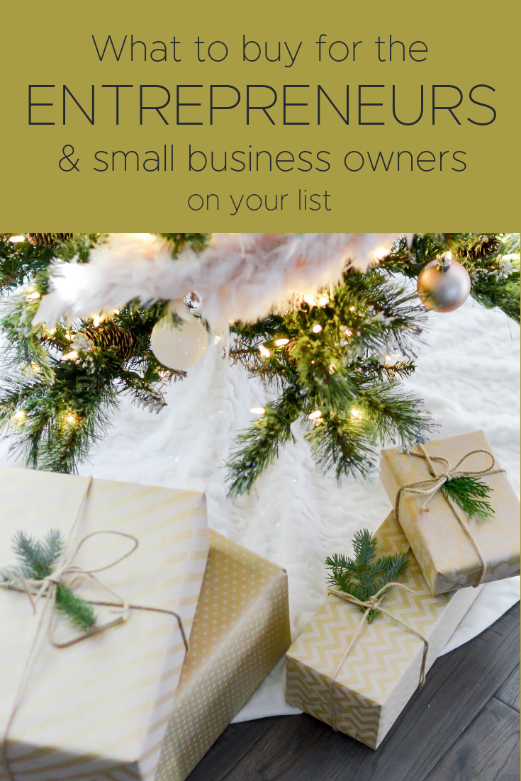 Gift Ideas For Small Business Owners Entrepreneurs