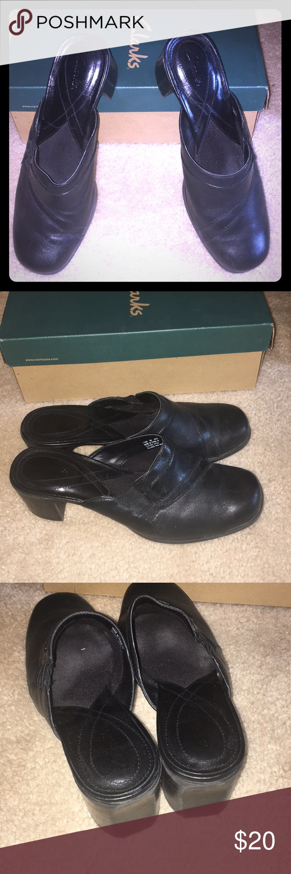 Clark S Mules Clarks Dress Shoes Men Clarks Shoes