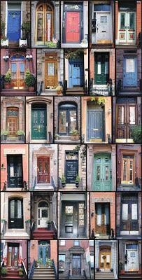 Casas Possíveis: Portas