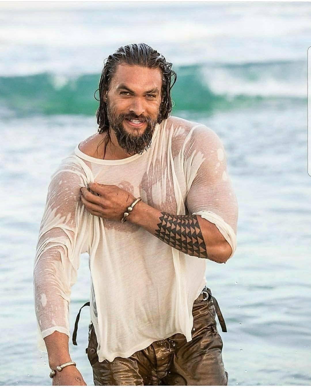 "fa6550ebf247aa Brave & Bearded™ on Instagram: ""Jason Momoa AKA #aquaman @prideofgypsies -  Birth Name: Joseph Jason Namakaeha Momoa Born: August 1, 1979 in Honolulu,  Hawaii ..."