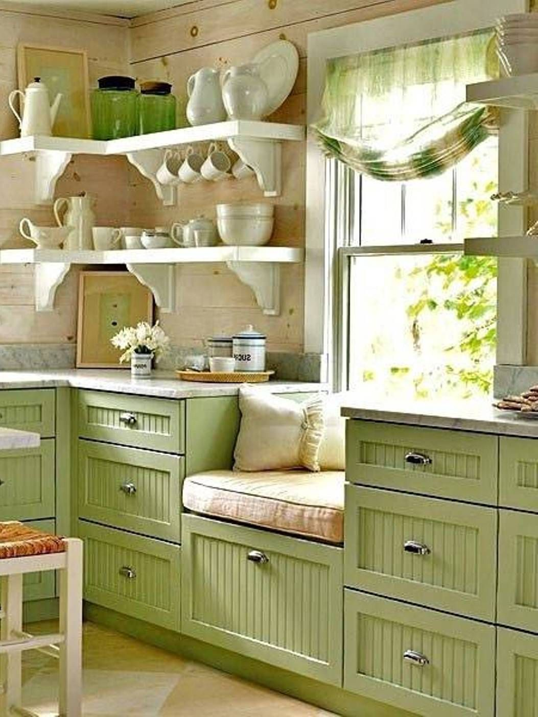 Beautiful Kitchens Designs 19 Amazing Kitchen Decorating Ideas Gardens Green Kitchen And