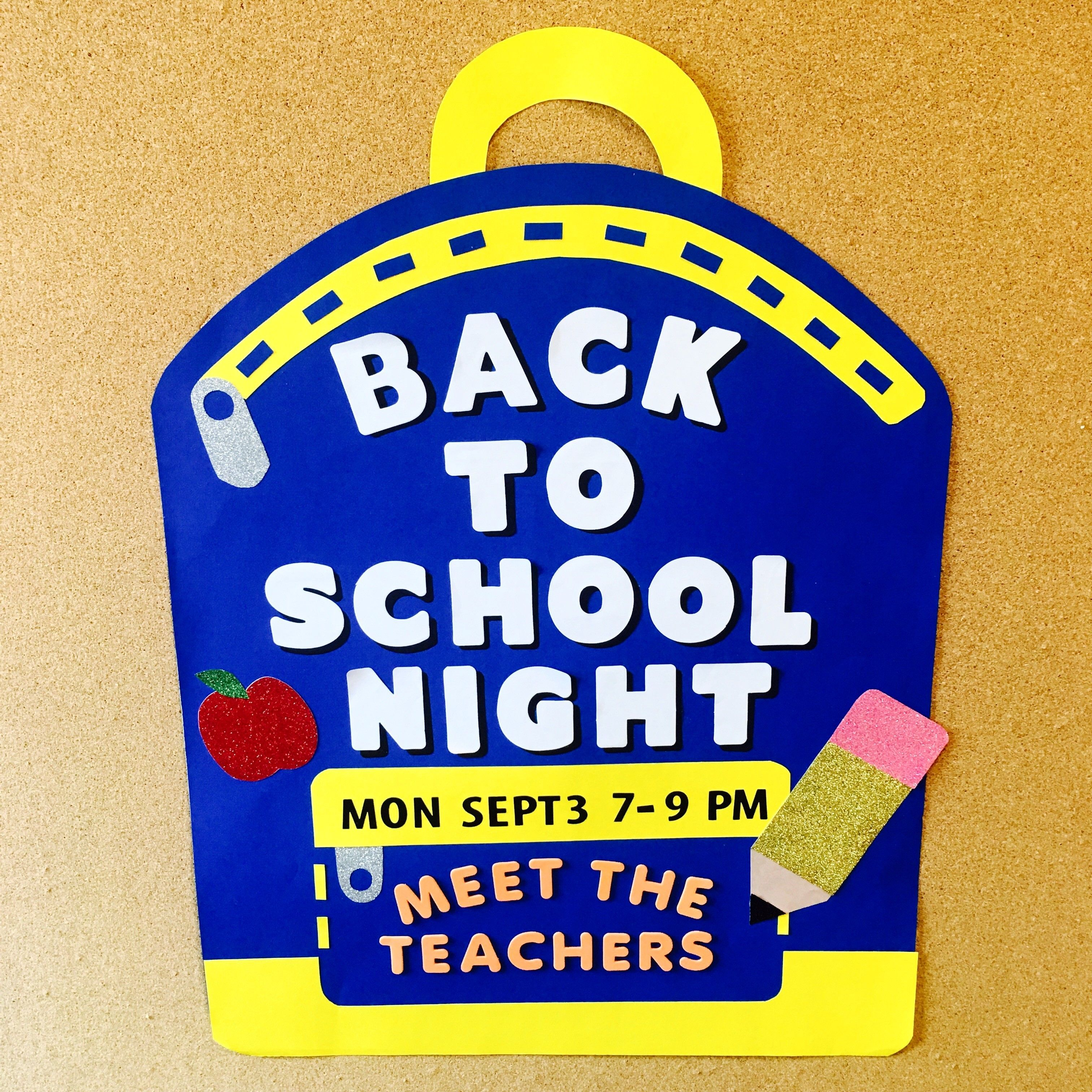 Make Your Students Feel Welcome With This Cute Back To