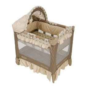 Graco Travel Lite Crib With Bassinet Marlowe List Price