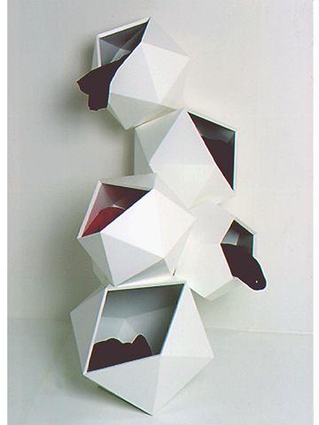 wonderful futuristic metal furniture design | Grow, modular storage unit, Maerre Moerel. | Futuristic ...