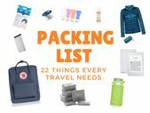 Photo of 22 Travel Essentials You Should Pack For Your Next Trip  22 Travel Essentials Yo…