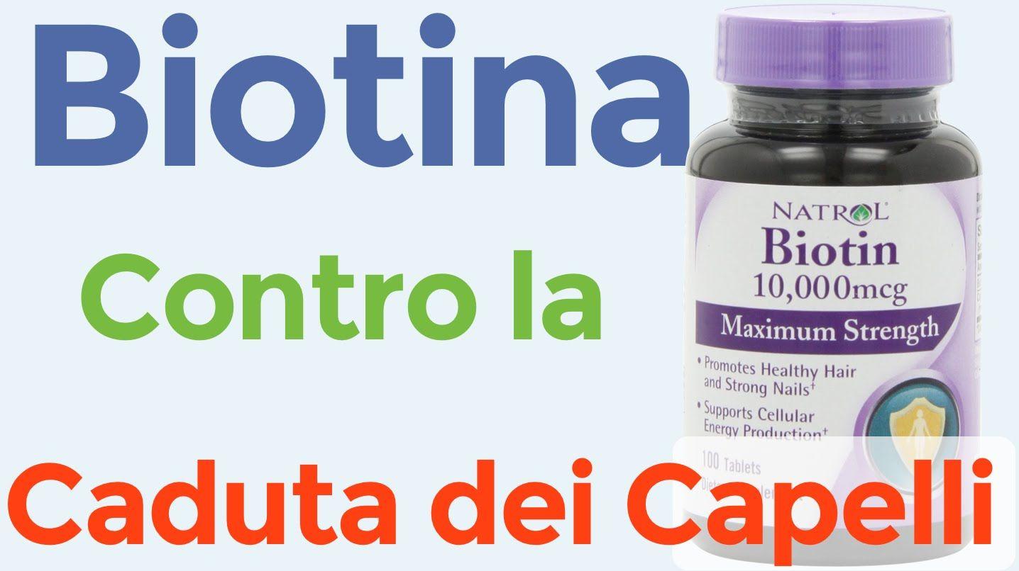 biotina per perdere peso