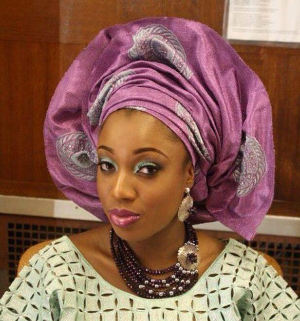 Attaché foulards Gélé Headwrap Latest African Fashion ...