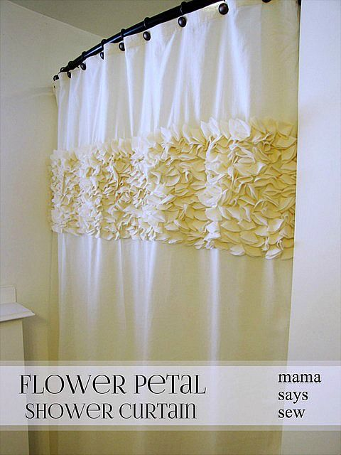 1000+ images about Shower curtains on Pinterest | Diy shower ...