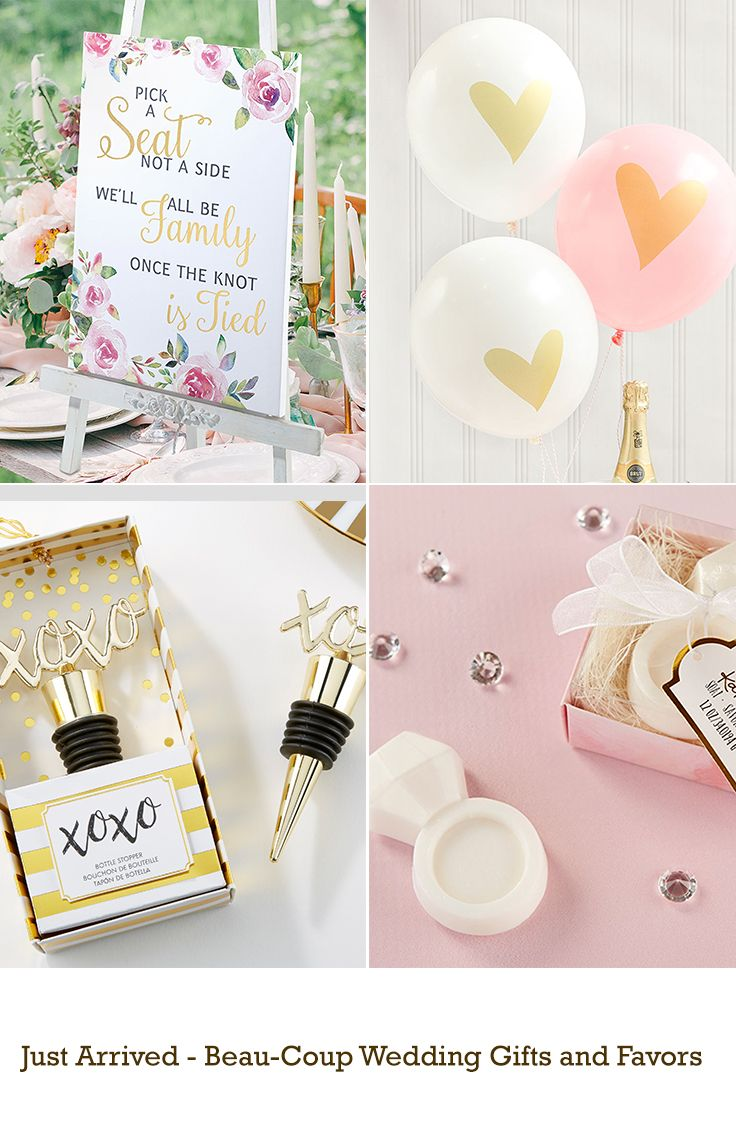 Pin by Beau-coup on Wedding Favors | Pinterest | Bridal showers ...