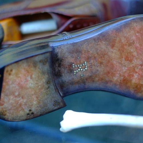http://chicerman.com  dandyshoecare:  Details  #menshoes