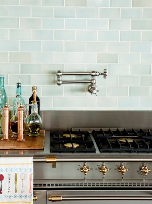 insidetheloop pinterest subway tiles stove and kitchens also