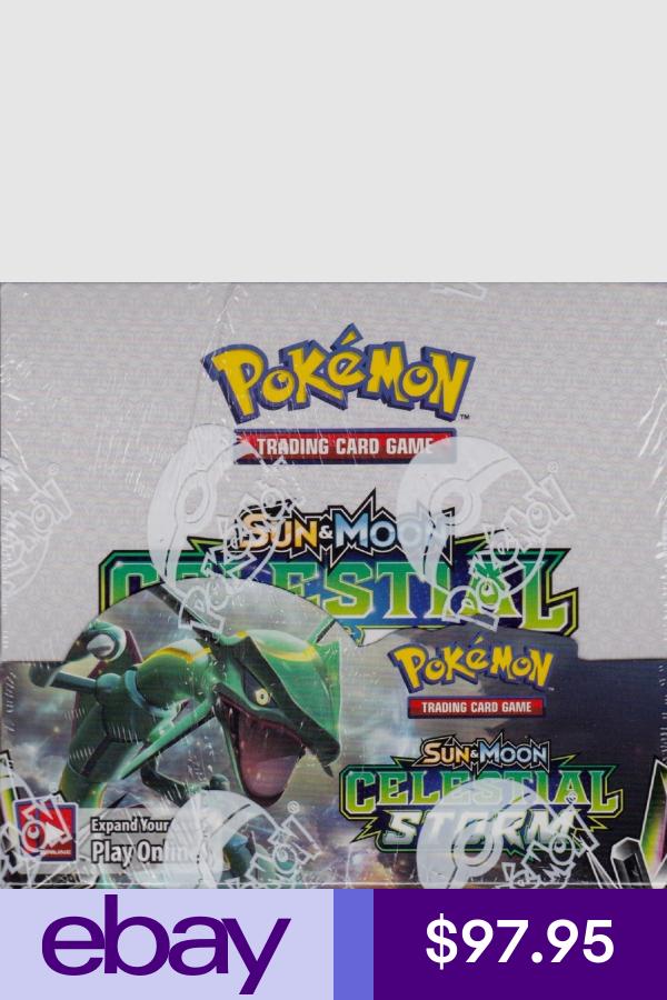 Pokemon Pokemon Sealed Booster Packs Toys Hobbies Ebay Pokemon Pokemon Trading Card Game Trading Cards Game