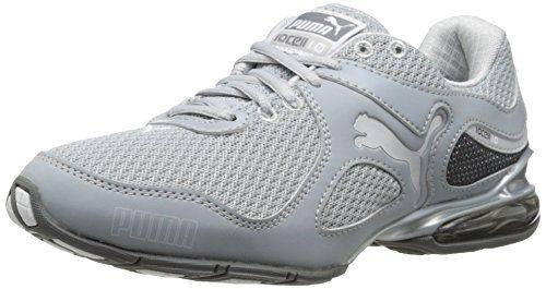 Womens Shoes PUMA Cell Riaze TTM Quarry/Micro Chip