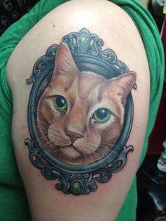 tatuaje por good mojo tattoos meek chump pinterest