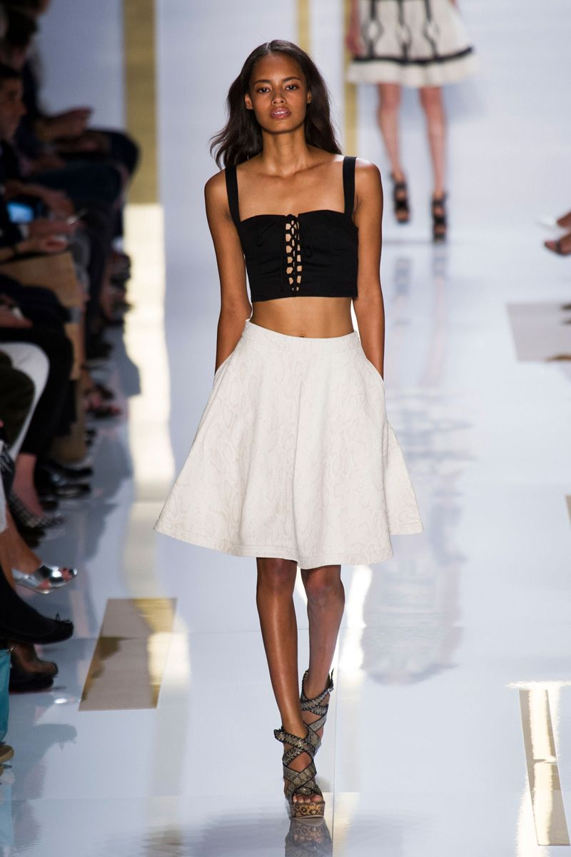The Trends You Will Be Wearing This Spring - Diane von Furstenberg Spring 2014 Ready-to-Wear Collection