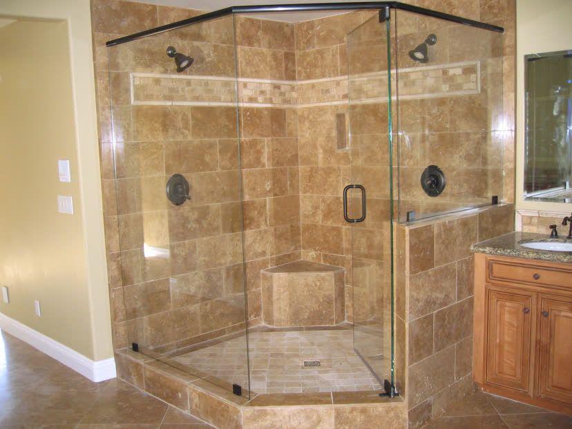 Tiled Corner Shower Stall Ideas Shower For Small Bathroom Shower Cornershowerstallideas Corner Shower Neo Angle Shower Frameless Shower Doors