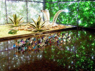 The Jardin De Bagatelle The Four Most Prestigious French Crystal