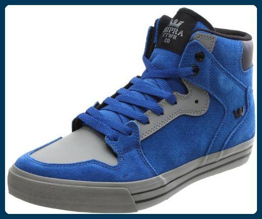 Supra , Damen Sneaker Blau blau Sneakers für frauen
