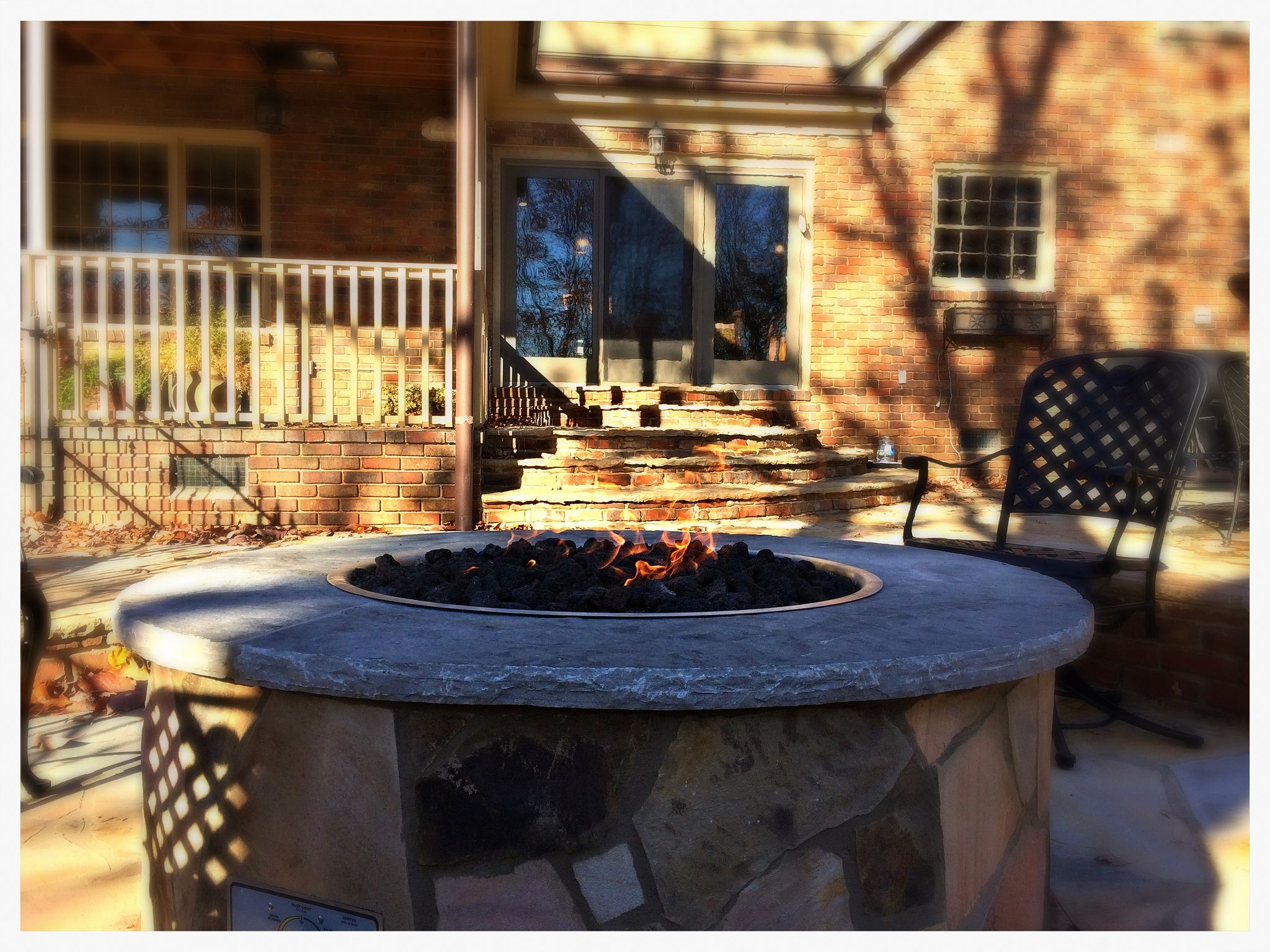 43 southern hearth patio fireplaces