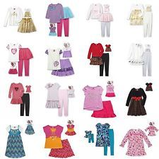 What a Doll Girl 4-12 and Doll Matching Outfit Clothes American Girl Dollie    Me b167c82d1
