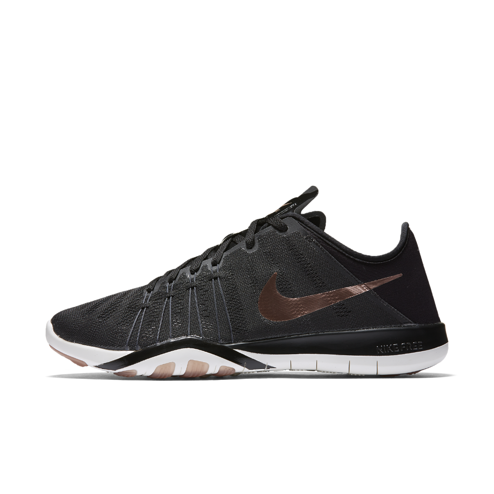 4b63fbb7f2a Nike Free TR 6 Women s Training Shoe Size 7.5 (Black) - Clearance Sale