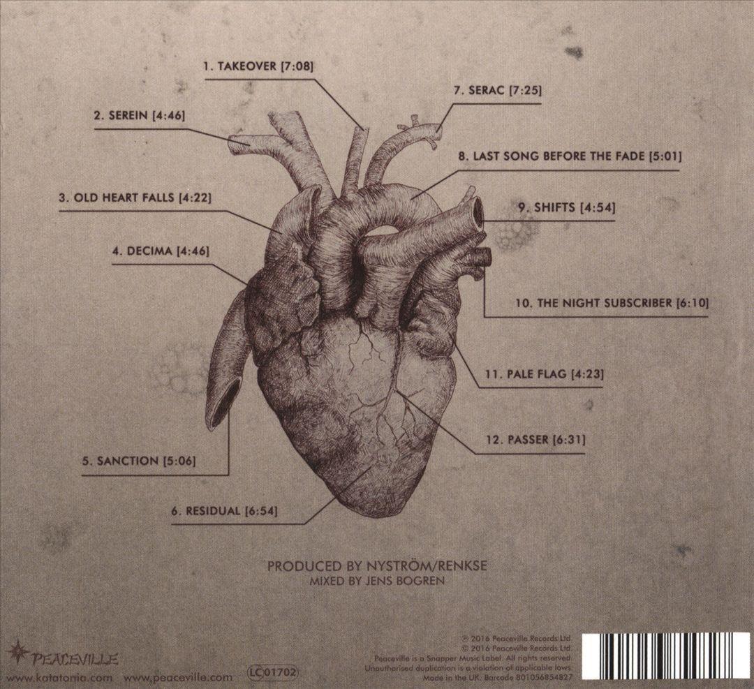 Katatonia The Fall Of Hearts Wallpaper The Fall Of Hearts Katatonia Songs Reviews Credits