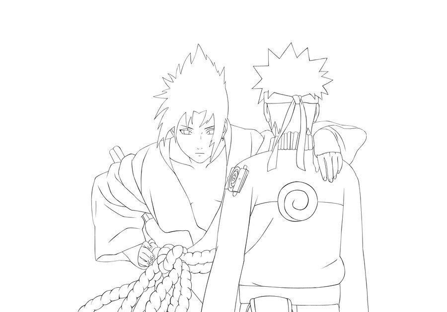 Baru 30 Gambar Kartun Hitam Putih Sasuke Di 2020 Dengan Gambar