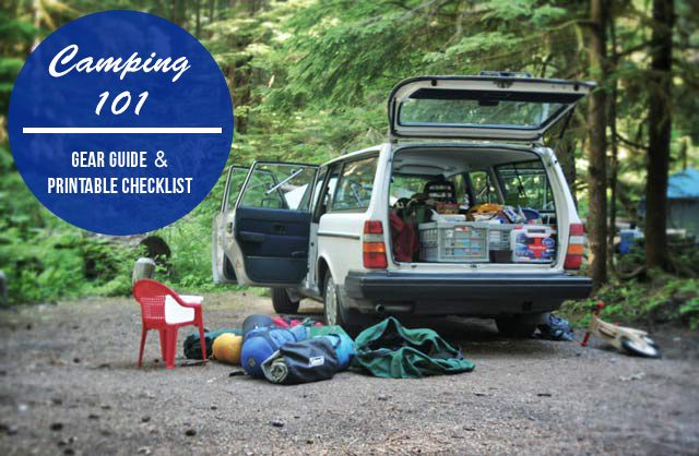 Photo of Car Camping 101 – Complete Gear Guide and Printable Checklist
