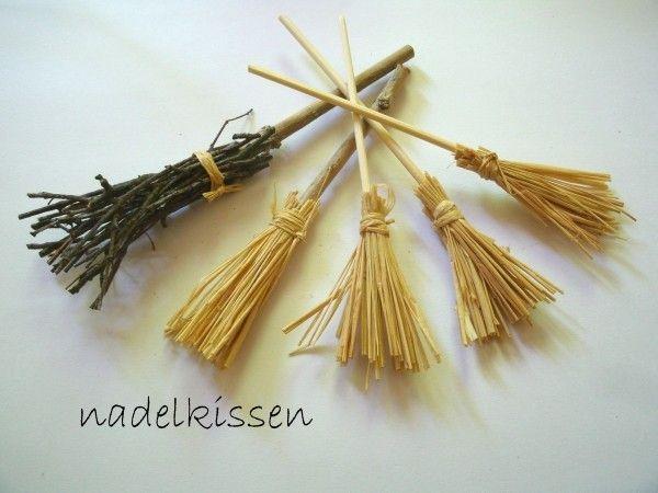 Photo of gratis håndverksinstruksjoner miniheksekost