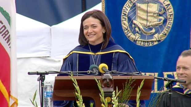 Cameos From Zion: Sheryl Sandberg, Daughter of Jewish Activists,on D..