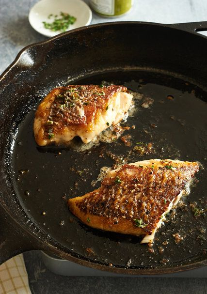 how to cook lamb steaks in a pan