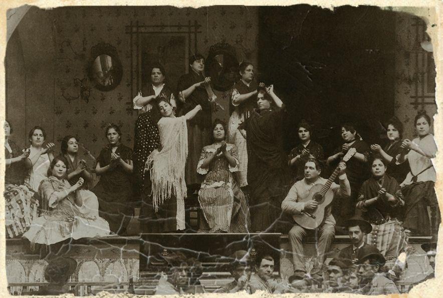 """Nuevo espectaculo de flamenco """"Chinitas"""", en Sala El Embrujo, con motivo de nuestra incorporación a """"Sabor a Málaga"""" Un espectáculo flamenco con el que pretendemos rendir un pequeño homenaje al que fue uno de los cafés cantantes más influyente en la historia del flamenco en España y, por supuesto, en Málaga. Disfrutaremos de una puesta en escena que nos sirve como hilo conductor, hemos concebido un espectáculo que intenta recrear lo que en el susodicho café cantante podía haber ocurrido."""