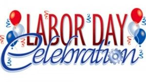 Happy Labor Day 2015 Weekend
