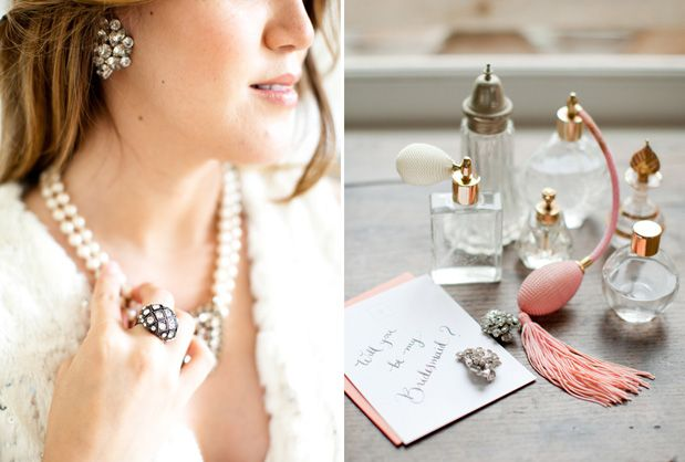 Bridesmaids & Custom Perfume Bars