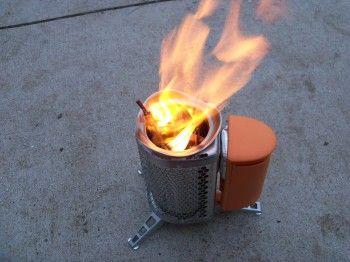 Biolite Stove | Biolite stove, Stove, Camping stove