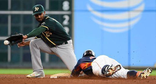 Oakland Athletics vs. Houston Astros - Photos - June 05, 2016 - ESPN