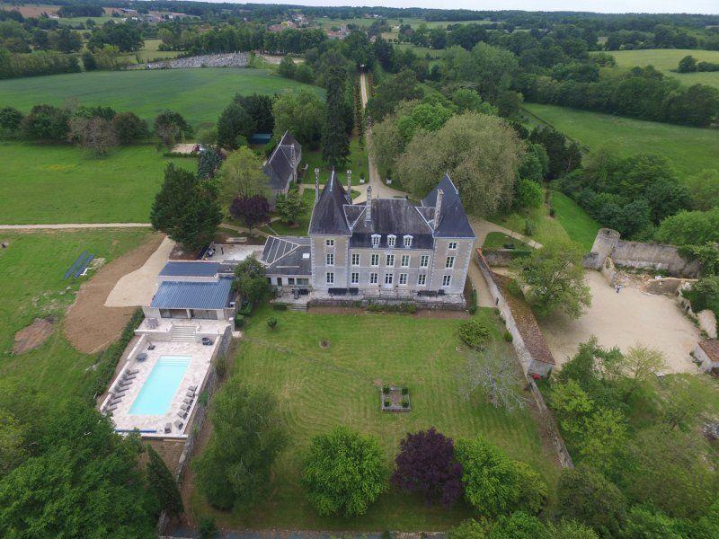 Chateau De La Belle Benest France House Styles Mansions A