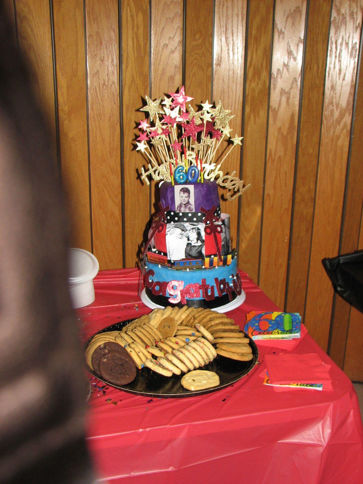 dads cake!